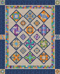 New!  Kilts & Quilts® Block of the Month Program - Start Anytime!