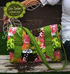 The Metro Slouch Bag Pattern