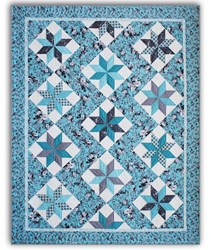 LAST ONE!  The Marie Antoinette Dowry Quilt - Blue