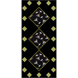 MARTINI FUN Table Runner Kit