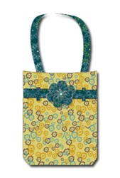 Last One!  Vintage Find!  Maui Tote Bag Kit