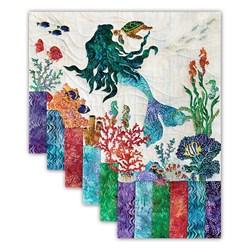 Mermaid Kisses Pattern & Embellishment  Pack by McKenna Ryan