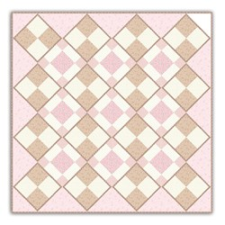 Softly Romantic Quilt Pattern