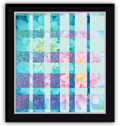 Kaleidoscope Dreams Pattern Download by Homespun Hearth