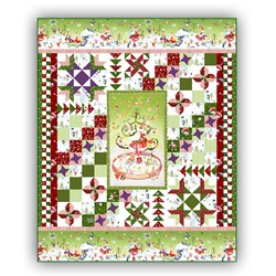 Merriment Dreams Quilt Kit