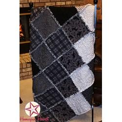 Mountain Lodge Snuggler Colorado Kit - A Homespun Hearth Exclusive!Includes Backing!