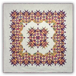 New BOM!  Mauna Kea Block of the Month or All at Once- Starts September!