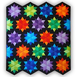 Night Sky Lap Quilt Kit