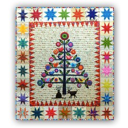 It's Back!  Oh Christmas Tree Woolfelt Applique Kit