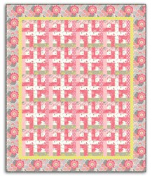 California Dreamin' Twin Quilt Download Pattern