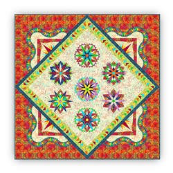 "New!  Exclusive ""Island Life Sampler""  a  Judy Neimeyer Block of the Month  Starts June!"