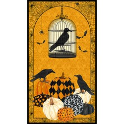 Raven's Claw Quilt Panel