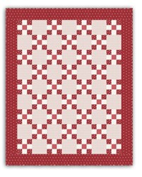 "Mistletoe Dreams ""Easy-Can-Do"" Quilt Kit"