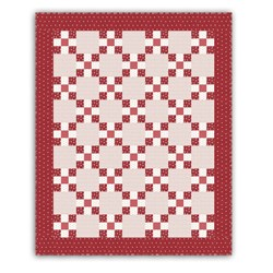 "Free Mistletoe Dreams ""Easy-Can-Do"" Quilt Pattern Download"