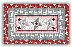 Exclusive Reindeer Games Table Runner/Wall Hanging Pattern Download