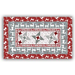 Exclusive Reindeer Games Table Runner/Wall Hanging Pattern Download