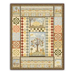 Back in Stock!  Exclusive  Rise, Shine & Conquer Quilt!