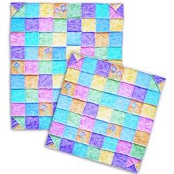 Breezy Sprintime Snuggler Quilt Pattern Download