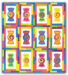 Sugar High Pattern by Beany Boy Quilts