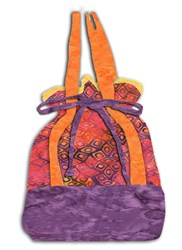 The Malibu Beach Shopper<br>TheSurf Rider II Batik Tote Kit