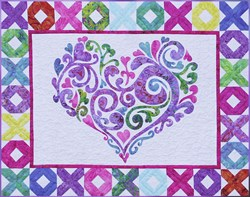 Pin It Up Wall Hanging Series - February - Sweet Nothings