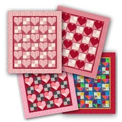 Valentine Sweetheart Treats Download Pattern