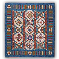 New!   Tapestry Quilt Kit by Wing and a Prayer Designs Free US Shipping!