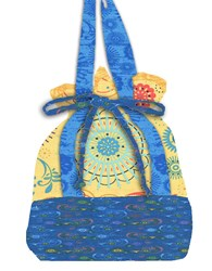 LAST ONE!  The Malibu Beach Shopper - The Pier Tote Kit