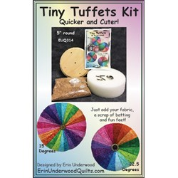 Tiny Tuffet Pin Cushion Kit