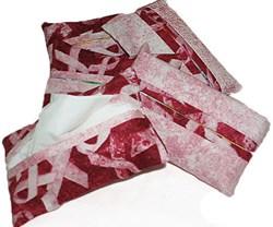 Vintage Find!  Jessie's Jem's Tissue Covers Kit