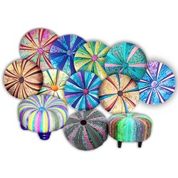 "Deluxe 18"" Round Tuffet Kit - Includes US Shipping Costs"