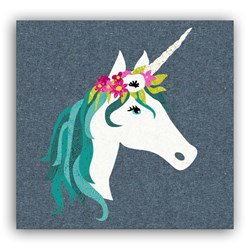 Unicornia Pre-Fused/Laser Cut Fabric Starter Kit