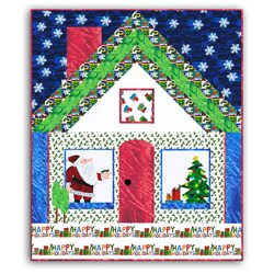The Very GOOD and Hungry Caterpillar Christmas Quilt Pattern Download