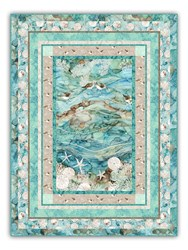 Exclusive Tidepool Paradise Quilt Kit