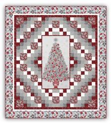 Winter Elegance Quilt Kit