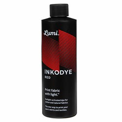 Lumi Inkodye - Red - 8oz Bottle