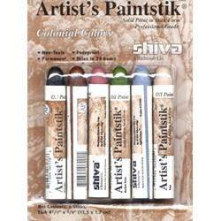 Paintstik Set - Colonial Colors