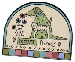 Forever Friends Collectible Pin