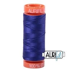 Mako 50 - 220 yards - Aurifil #1200 - Blue Violet