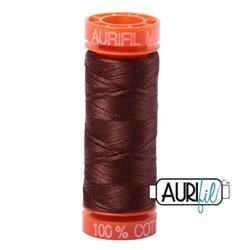 Mako 50 - 220 yards - Aurifil #2360 - Chocolate