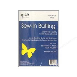 Bosal Craft Sew-In Batting