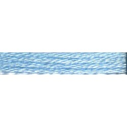Cosmo Embroidery Floss Color 411- Light Blue