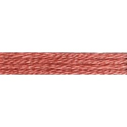 Cosmo Embroidery Floss Color 853 - Dusty Rose