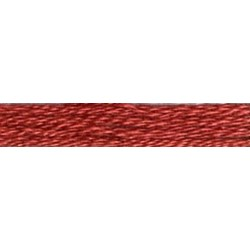Cosmo Embroidery Floss Color 855 - Dark Rose