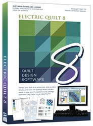 Electric Quilt 8 Software