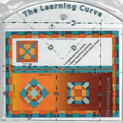 The Learning Curve Ruler - By Linda Warren Designs