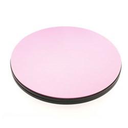 "NEW!  10"" Pink Rotating Cutting Mat"
