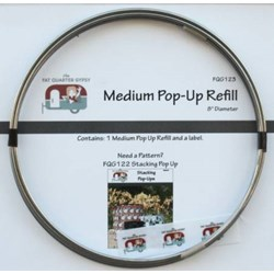 Medium 8in Pop-Up Refill