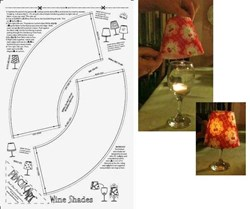Pre-Printed Wind Shade Instructions & Interfacing