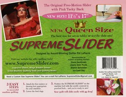 Queen Sized Supreme Slider